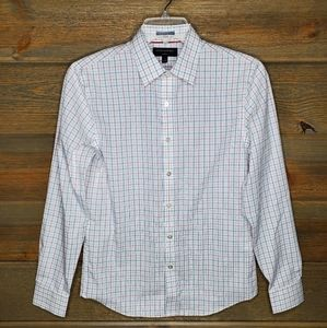 Banana Republic Untucked Fit Small Button up